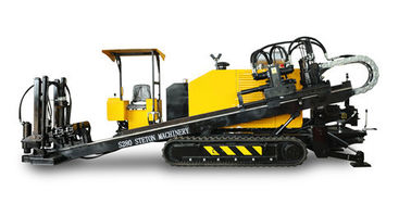 132 KW Engine Power No Dig Equipment Stable Performance With Two Speed Rotation