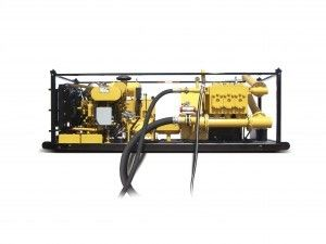 Steady Performance High Pressure Mud Pump Good Intensity With High Capacity